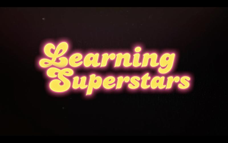 Learning Superstars : web-série pédagogique