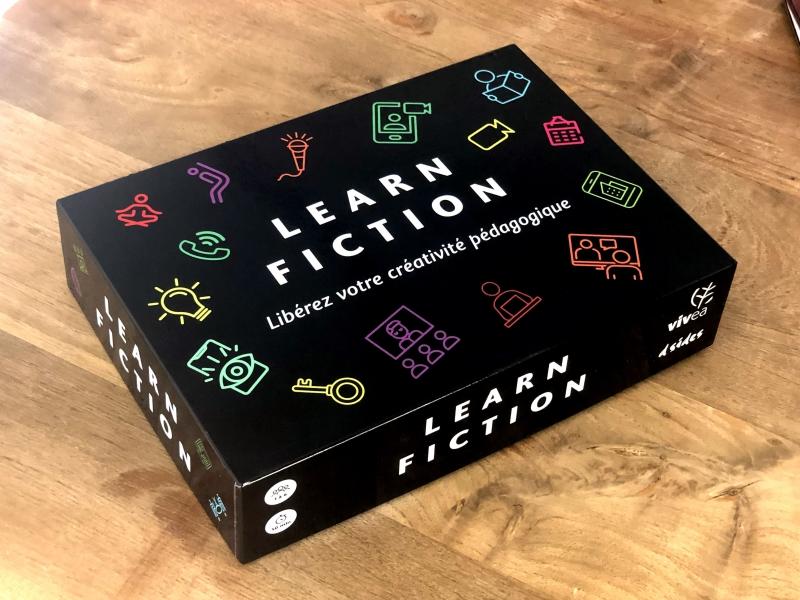 Learn Fiction