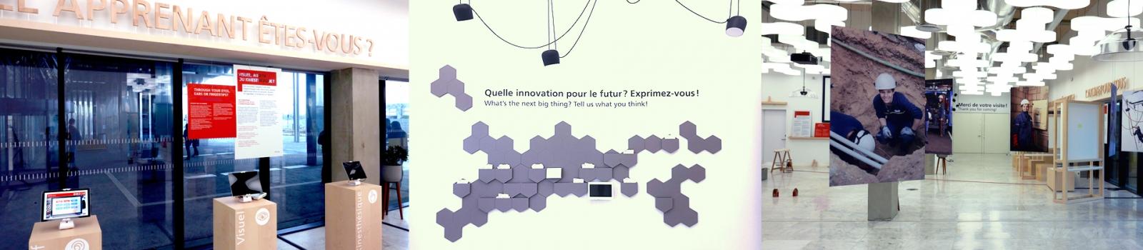 Showroom des innovations pédagogiques